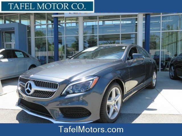 new 2016 mercedes benz cls cls 400 4matic 4 door coupe coupe in louisville m15772 tafel motors. Black Bedroom Furniture Sets. Home Design Ideas